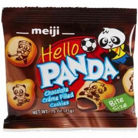 Meiji hello panda chocolate mini