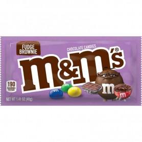M&m's fudge brownie - 40G