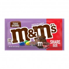 M&m's fudge brownie - 80G