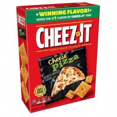 Cheez-it cheese pizza GM