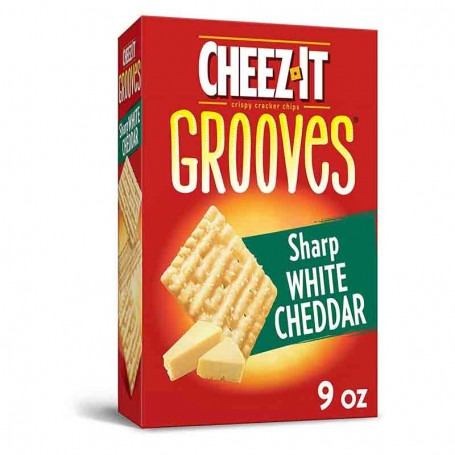 Cheez-it grooves cheesy taco GM