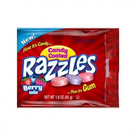 Razzles berry mix