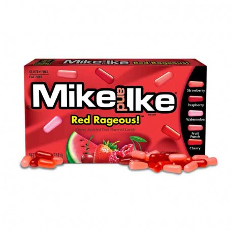 Mike and ike red rageaous