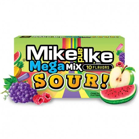 Mike and ike sour!