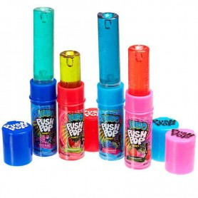 Jumbo push pop candy