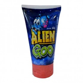 Alien goo liquid candy