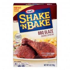 Shake'n bake bbq glaze