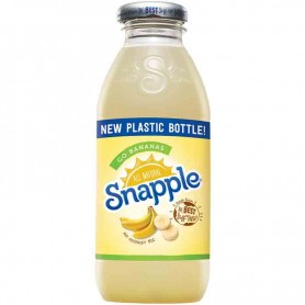 Snapple go banana