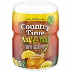 Country time hal and half
