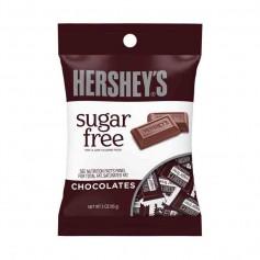 Hershey's sugar free chocolate