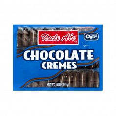 Uncle Al's chocolate cremes