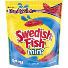 Swedish fish mini family size