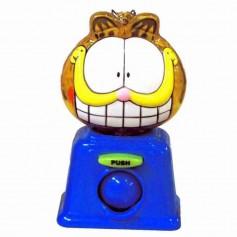 Garfield gumball dispenser