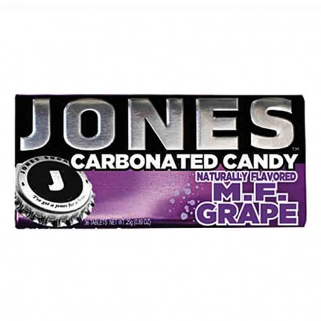 Jones candy grape