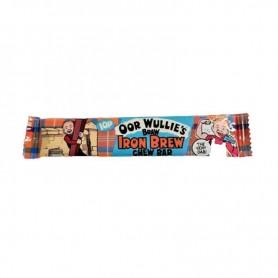 Oor wullie's iron brew chew bar