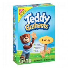 Teddy grahams honey