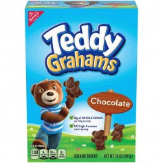 Teddy grahams chocolate