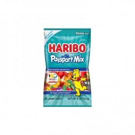 Haribo passport mix