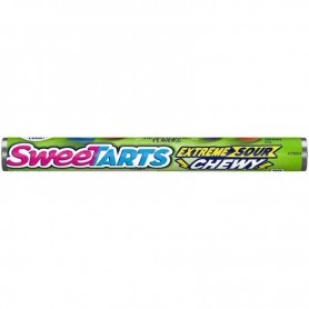 Sweetarts extreme sour chewy roll