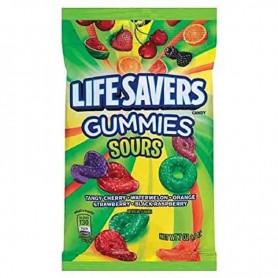 Life savers gummies sours