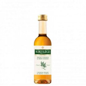 Sortilège whisky érable mignonette