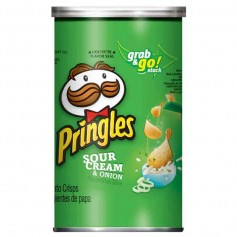 Pringles sour cream and onion PM