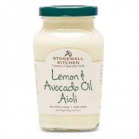 Stonewall kitchen lemon and avocado oil aioli