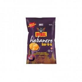 Rebel habanero bbq chips GM