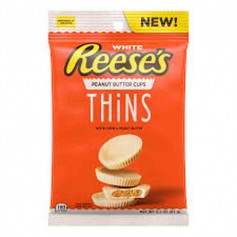 Reese's cups thins white