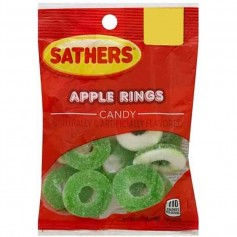 Sathers apple rings
