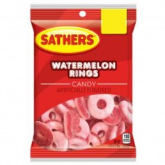 Sathers watermelon rings