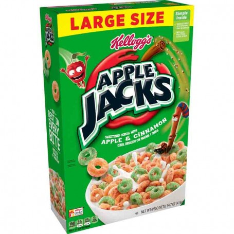 Apple jacks large size 416G