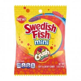 Swedish fish crush fruit mix 141G