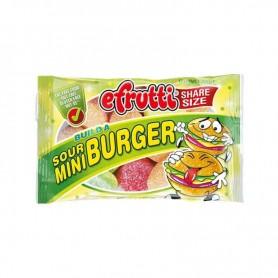 Efrutti build a sour mini burger