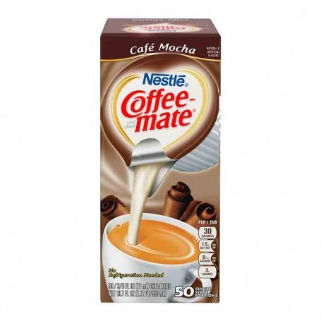 Coffee mate café mocha