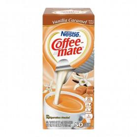 Coffee mate vanilla caramel