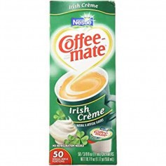 Coffee mate irish crème