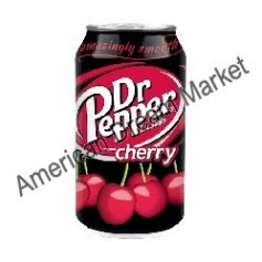 Dr Pepper Cherry Soda à la cerise