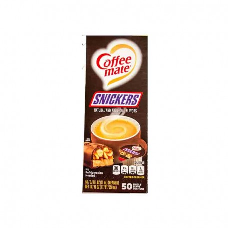 Coffee mate snickers