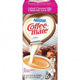 Coffee mate salted caramel chocolate