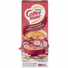 Coffee mate cinnamon vanilla crème