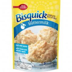 Betty Crocker bisquick buttermilk biscuit mix