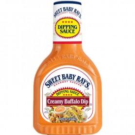 Sweet baby ray's dip sauce creamy buffalo