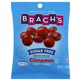 Brach's sugar free cinnamon hard candy