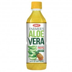 OKF farmer's aloe vera pineapple