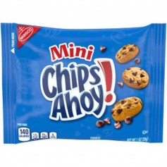 Chips ahoy! mini 28G