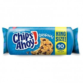 Chips ahoy! king size original 106G