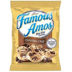 Famous amos chocolate chip cookie