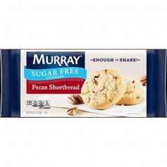 Murray sugar free cookie pecan shortbread