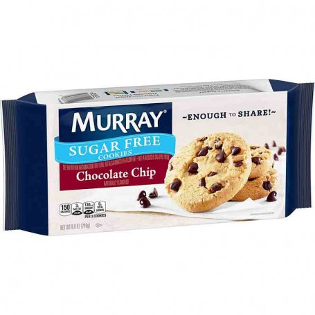 Murray sugar free cookie chocolate chip